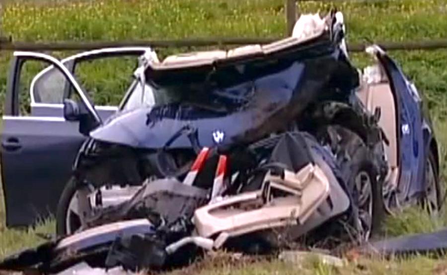 Morreu uma das crianças do acidente em Évora - ZAP