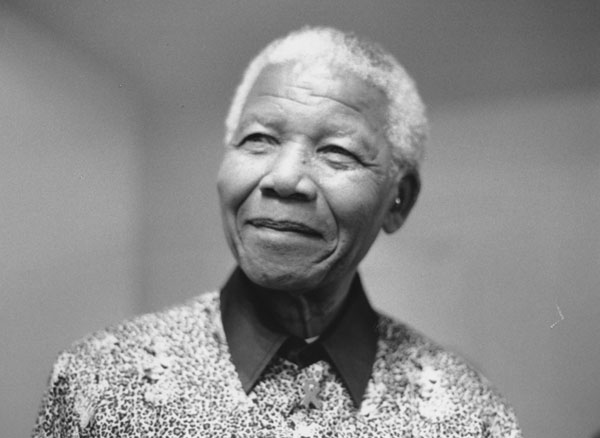Nelson Mandela  (foto: LSE / Flickr)