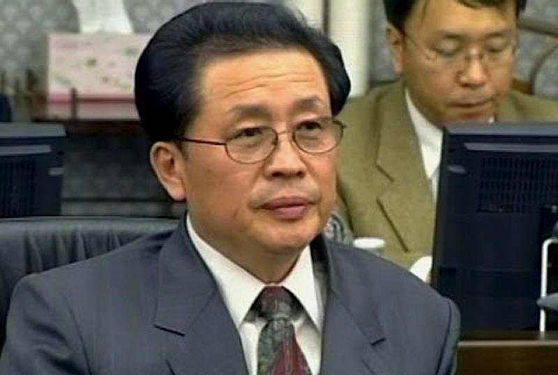 Jang Song-Thaek, tio de Kim Jong-Un (foto: YT/NTDTV)