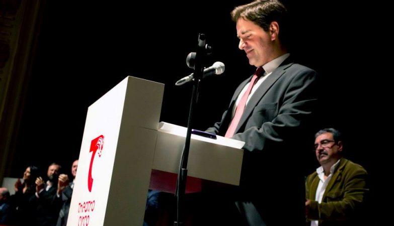 Ricardo Rio, Presidente da Câmara Municipal de Braga