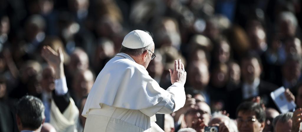 O papa Francisco vai à Terra Santa