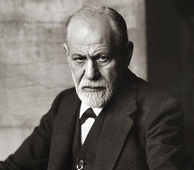 Sigmund Freud, conhecido como o pai da psicanálise