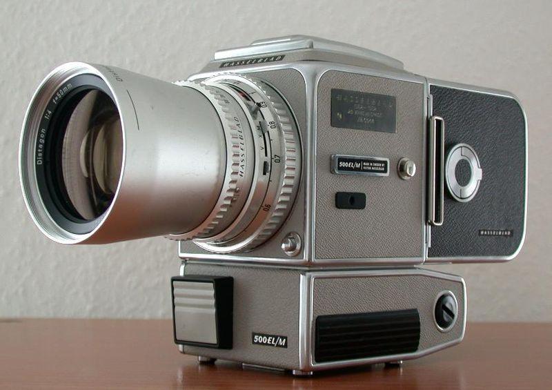 Hasselblad 500 EL NASA 'ELECTRIC CAMERA' (1968), a câmara que foi à Lua e voltou