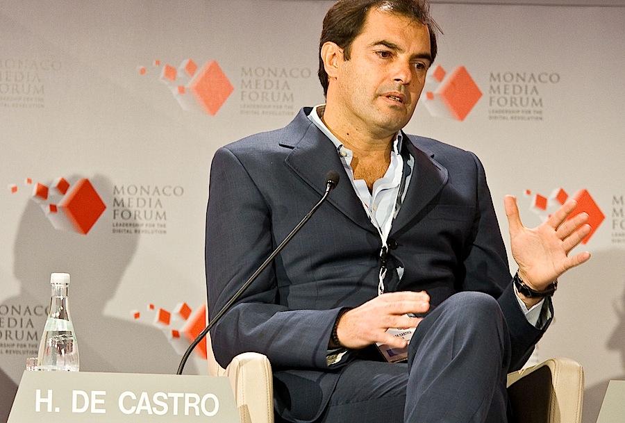 Henrique de Castro, ex-Google, agora ex-COO da Yahoo ta,bém
