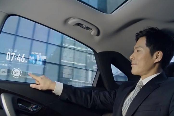 Samsung apresenta o futuro dos touchscreens