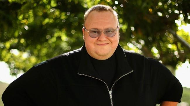 Kim Dotcom, fundador do Megaupload,