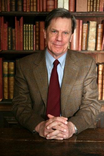 Professor Douglas Fearon, da Universidade de Cambridge