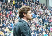 O ex-treinador do FC Porto, André Villas-Boas