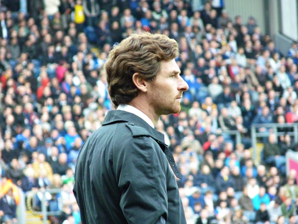 O ex-teeinador do FC Porto, André Villas-Boas