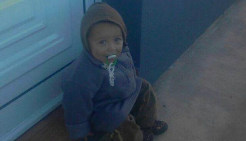 Daniel, o menino que esteve desaparecido na Madeira