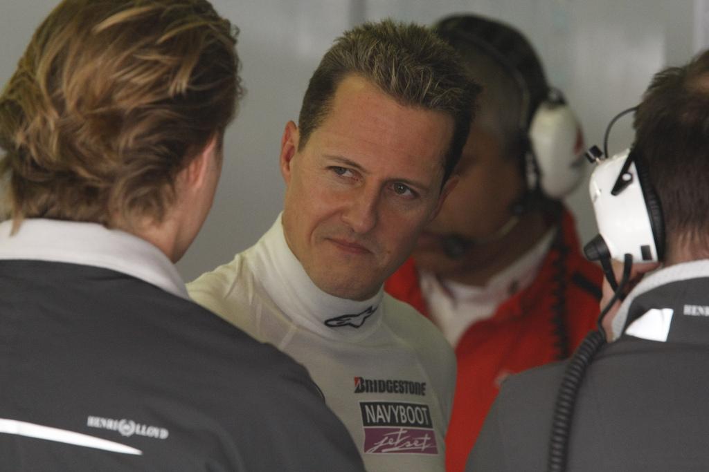 Michael Schumacher, o maior campeão de Fórmula 1
