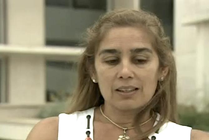 A socióloga argentina radicada em Portugal, Beatriz Padilla.