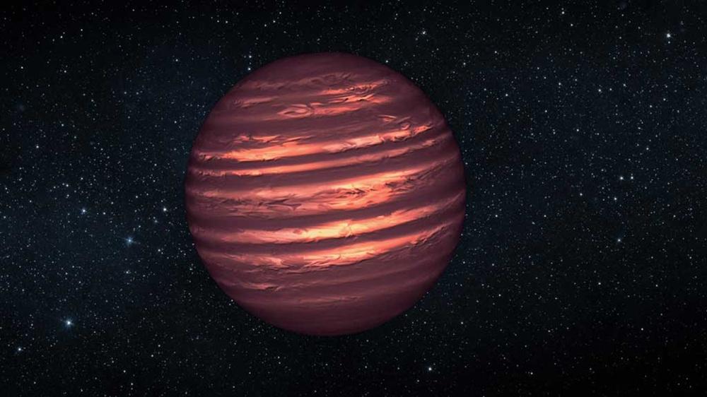 """Uma estrela anã castanha é uma espécie de astro """"fracassado"""", que não adquiriu massa suficiente"""