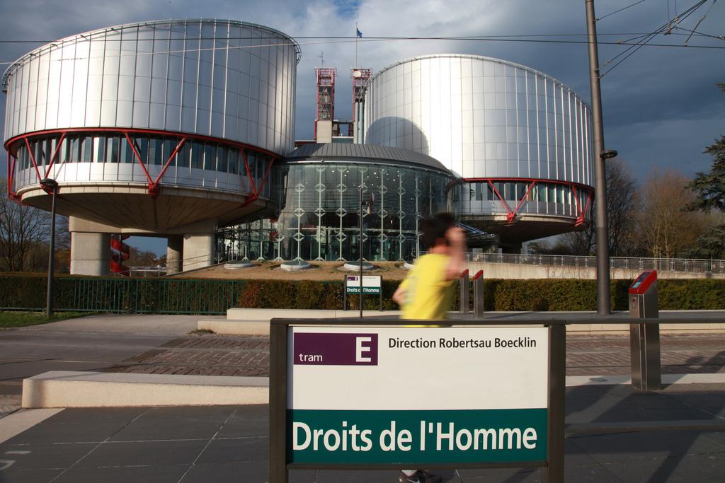 Tribunal Europeu dos Direitos Humanos do Homem