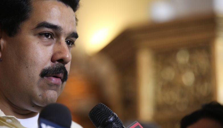 O presidente da Venezuela, Nicolas Maduro
