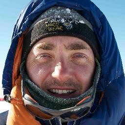 Chris Turney, líder da expedição do Akademik Shokalskiy
