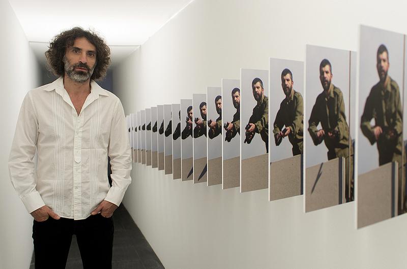 Rabih Mroué no Centro de Arte Dos de Mayo de Móstoles