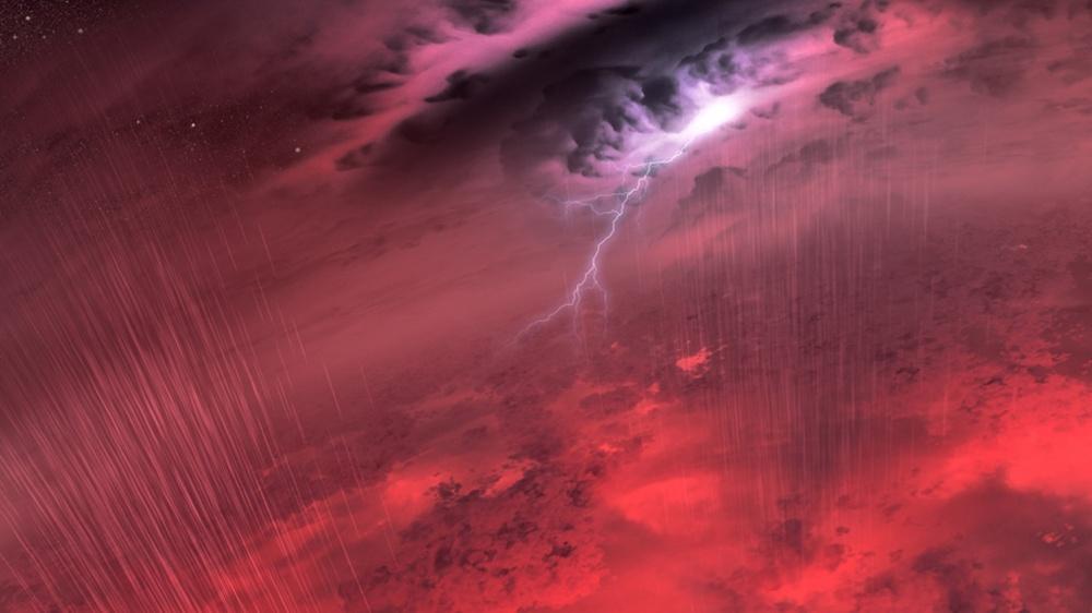 O clima numa anã castanha: chuva de pedras e ferro derretido', 'neve' de areia quente