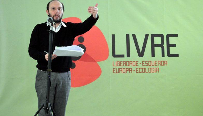 """""""Juntar Vontades, Fazer Futuro"""" foi o lema do congresso do partido fundado por Rui Tavares"""