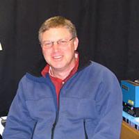 O professor Richard Kramer, da Universidade da California