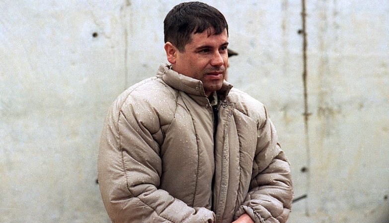 EL Chapo, o maior traficante de droga do mundo