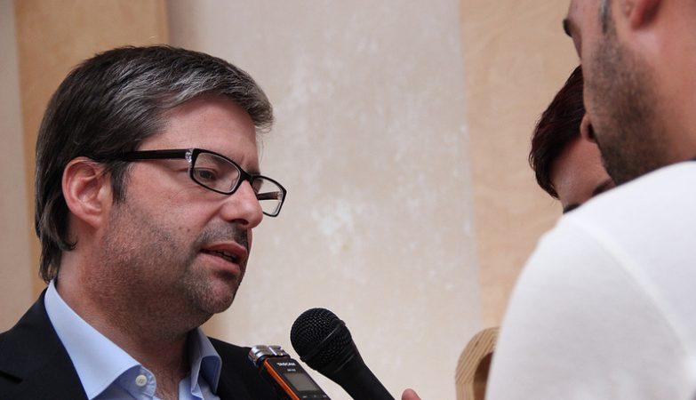 Marco António Costa, porta-voz do PSD