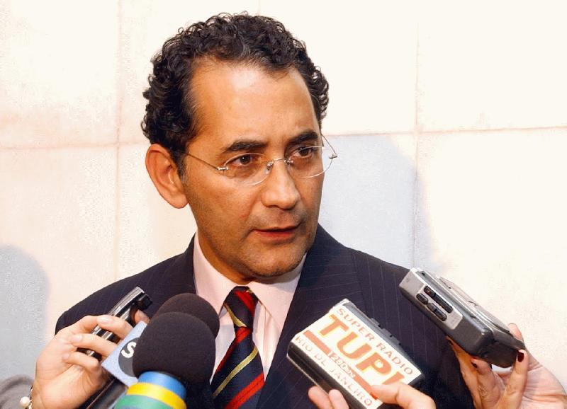 João Paulo Cunha, ex-Presidente da Câmara dos Deputados brasileira, é um dos condenados do Mensalão