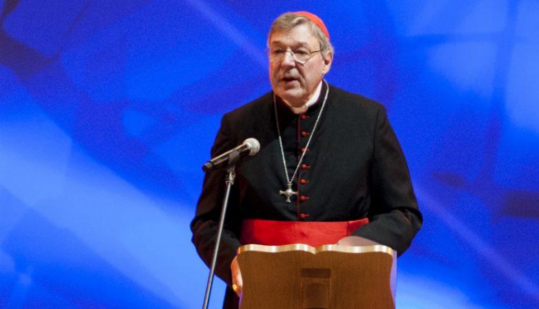 Cardeal George Pell, responsável pelo Ministério da Economia do Vaticano