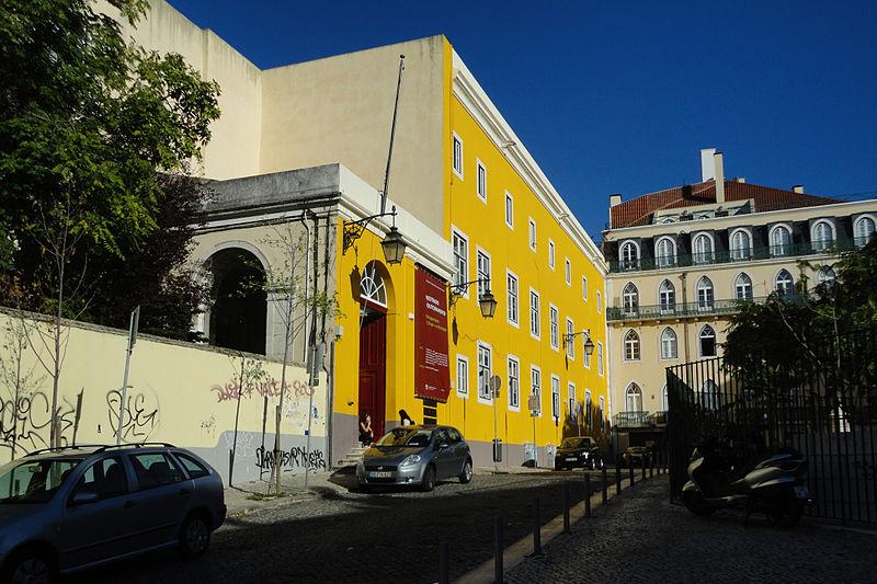Faculdade de Belas Artes da Universidade de Lisboa