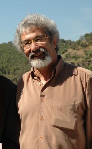 O arqueólogo e diretor do CAM, Cláudio Torres.