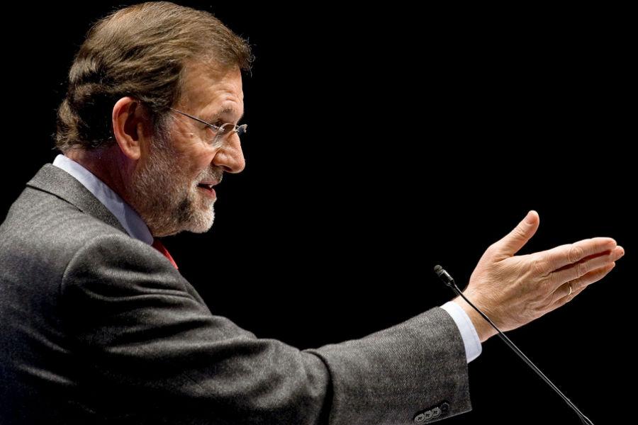 o presidente do Governo espanhol, Mariano Rajoy