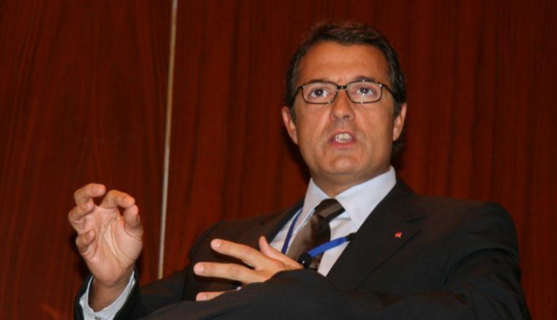 António Mexia, presidente da EDP