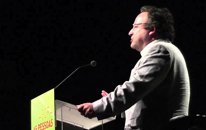 Francisco Assis, candidato do PS às eleições europeias 2014
