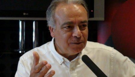 Ex-secretário geral da CGTP Carvalho da Silva