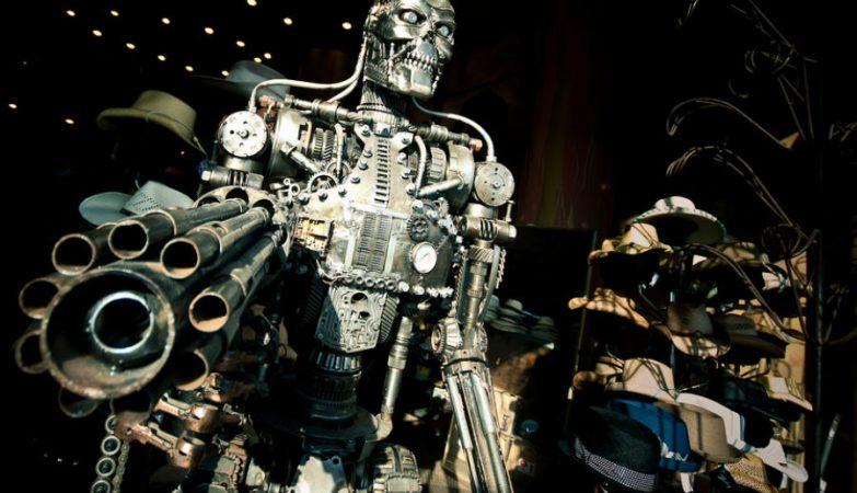 Portugal fora da lista de países que querem proibir robôs assassinos