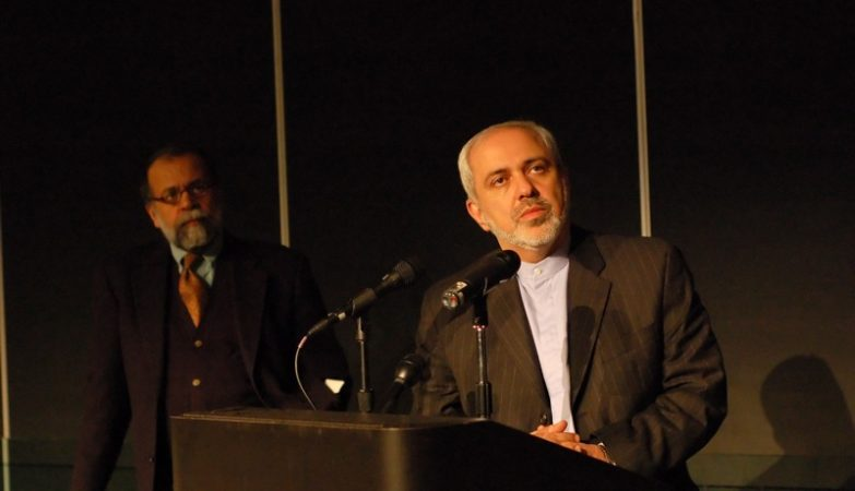 Mohammad Javad Zarif, Ministro dos Negócios Estrangeiros do Irão
