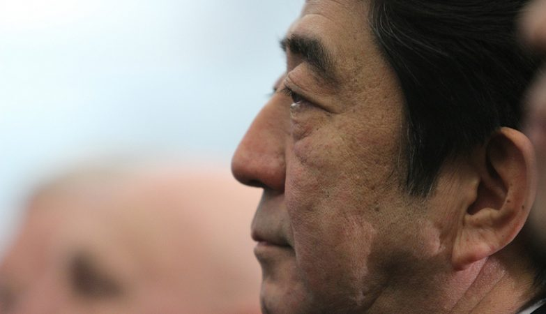 Shinzo Abe, Primeiro-ministro do Japão