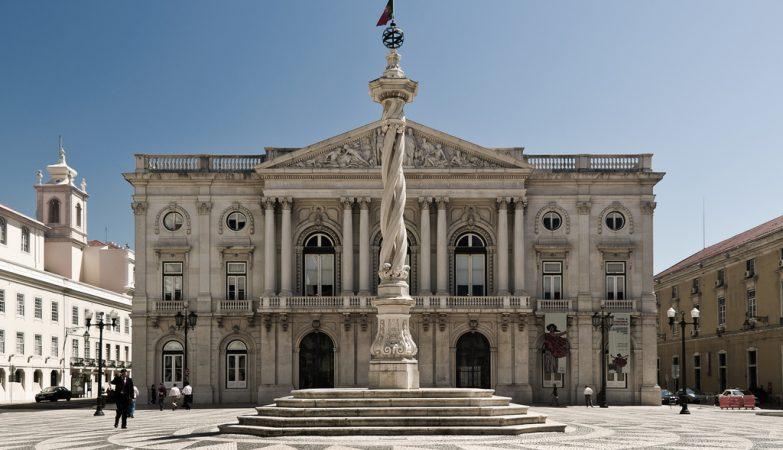 Edifício da Câmara Municipal de Lisboa