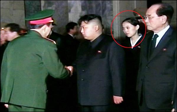 Kim Yeo-jong, irmã mais nova do líder norte-coreano, Kim Jong-un
