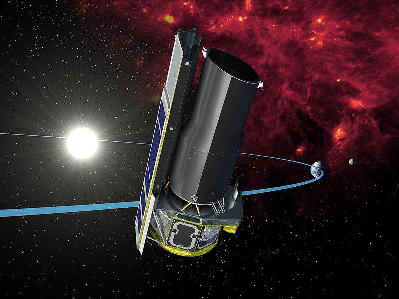 O telescópio espacial Spitzer investiga o planeta Sedna