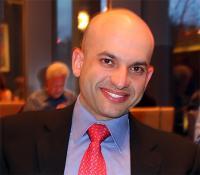 Safa Motesharrei, investigador do Sesync