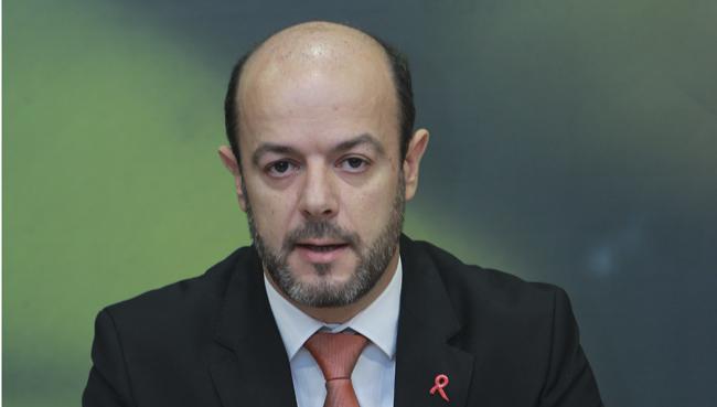 Mário Figueiredo, presidente da Liga de Clubes