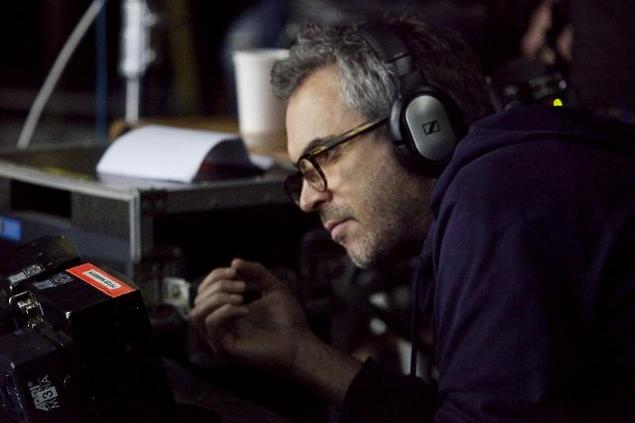 """O mexicano Alfonso Cuarón venceu o Óscar 2014 de melhor realizador, pelo filme """"Gravidade"""""""