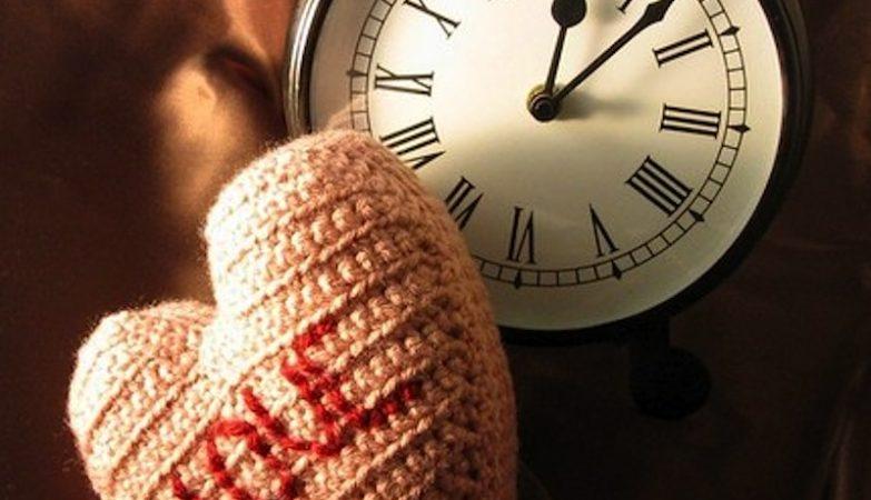 Não se esqueça de acertar o relógio no domingo