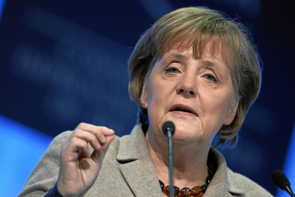Angela Merkel quarantined after contact with infected doctor