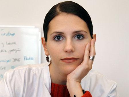 Paula Ravasco, cientista do Instituto de Medicina Molecular (IMM), da FMUL.