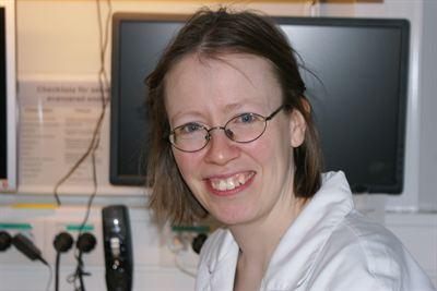 Karolina Jabbar, investigadora da Academia Sahlgrenska / Gotemburgo