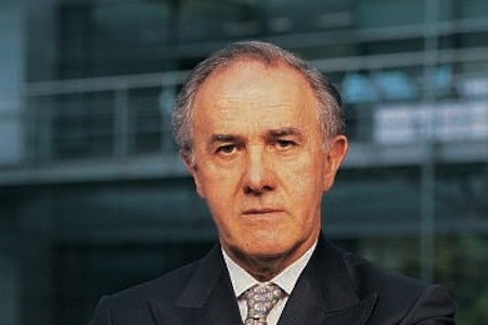 Jorge Jardim Goncalves, ex-presidente do BCP