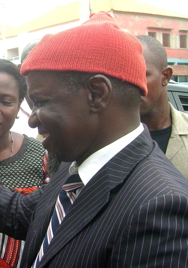 Kumba Ialá, ex-Presidente da Guiné-Bissau