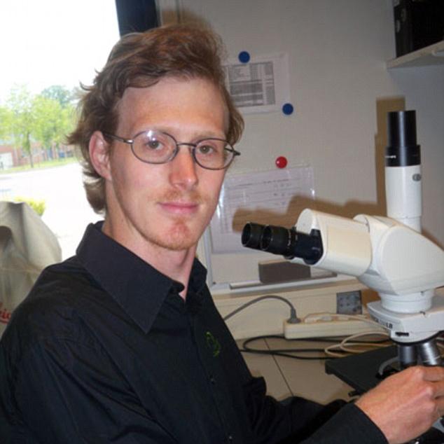 Michael Smith, investigador da Universidade de Cornell